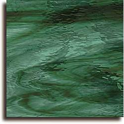 vert olive/vert d'eau translucide Waterglass