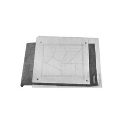 papier carbone / 10 feuilles