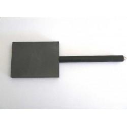 palette en graphite 76x101mm