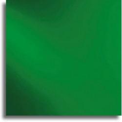 vert moyen, transparent uni lisse