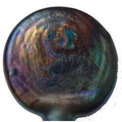 noir métallisé - fait main