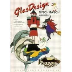 Glas Design Mischmasch