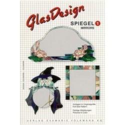 Glas Design Spiegel 1