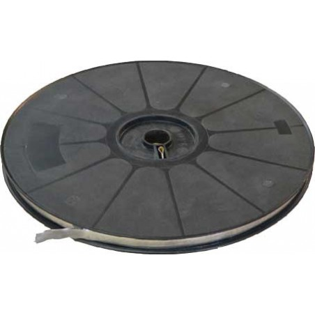 plomb adhésif ovale 3mm