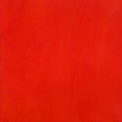 rouge orangé uni opalescent