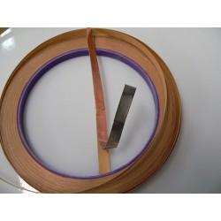 cuivre adhésif argenté 6.35mm Edco