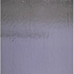 violet clair, translucide uni légèrement martelé