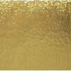 ambre clair, translucide uni légèrement structuré