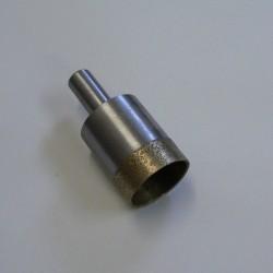 foret creux diamanté diam. 25mm