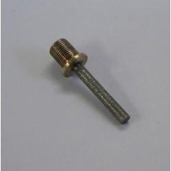 broche diamantée 3mm pour adaptateur