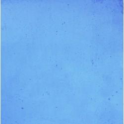 bleu clair, translucide uni bullé