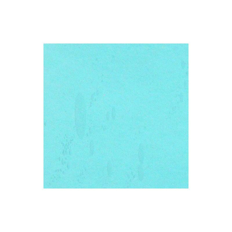 v ritable verre souffl la bouche bleu turquoise clair