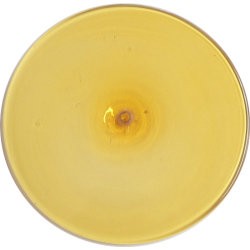 cive ambre clair diam. 6cm