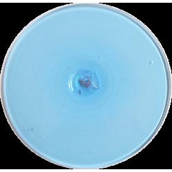 cive bleu pâle diam. 8cm