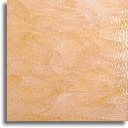 ambre clair et blanc, semi-translucide granité