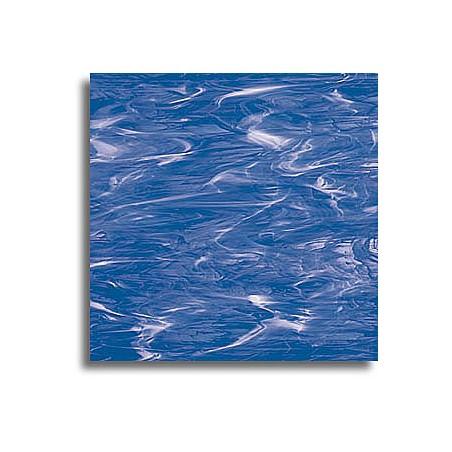 bleu clair et blanc, wispy