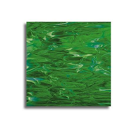 vert foncé/blanc, translucide wispy