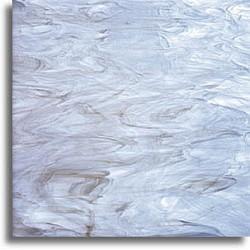 gris clair/blanc, semi-translucide