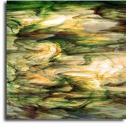 Rain Forest - vert/marron/blanc/clair