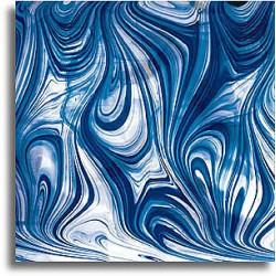 bleu/clair Baroque