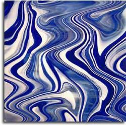 bleu/blanc/clair Baroque