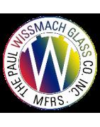 verre Wissmach pour le vitrail